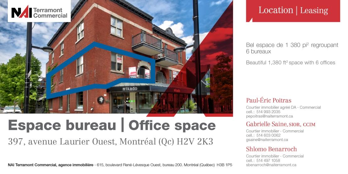 Laurier_397_ Montréal_PEP